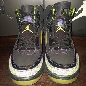 "Air Jordan Spizike ""Nelly"""